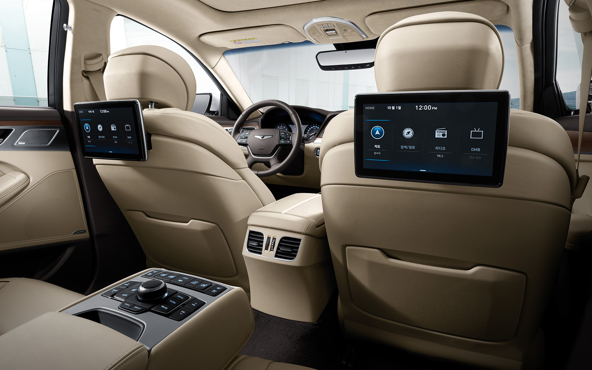 Genesis G80 Innovation Through Mindful Technology